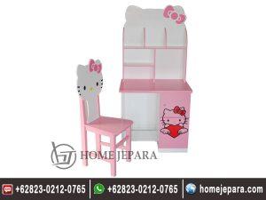 Meja Belajar Hello Kitty TFR – 0362