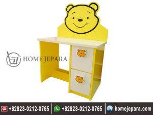 Meja Belajar Pooh TFR – 0664