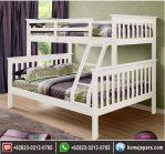 Tempat Tidur Duco Cantik Putih TFR – 0584