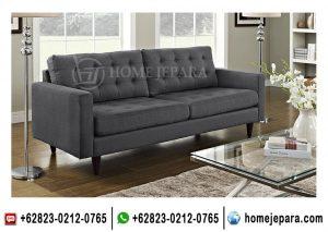 Kursi Sofa Keluarga Minimalis Grey TFR – 0664