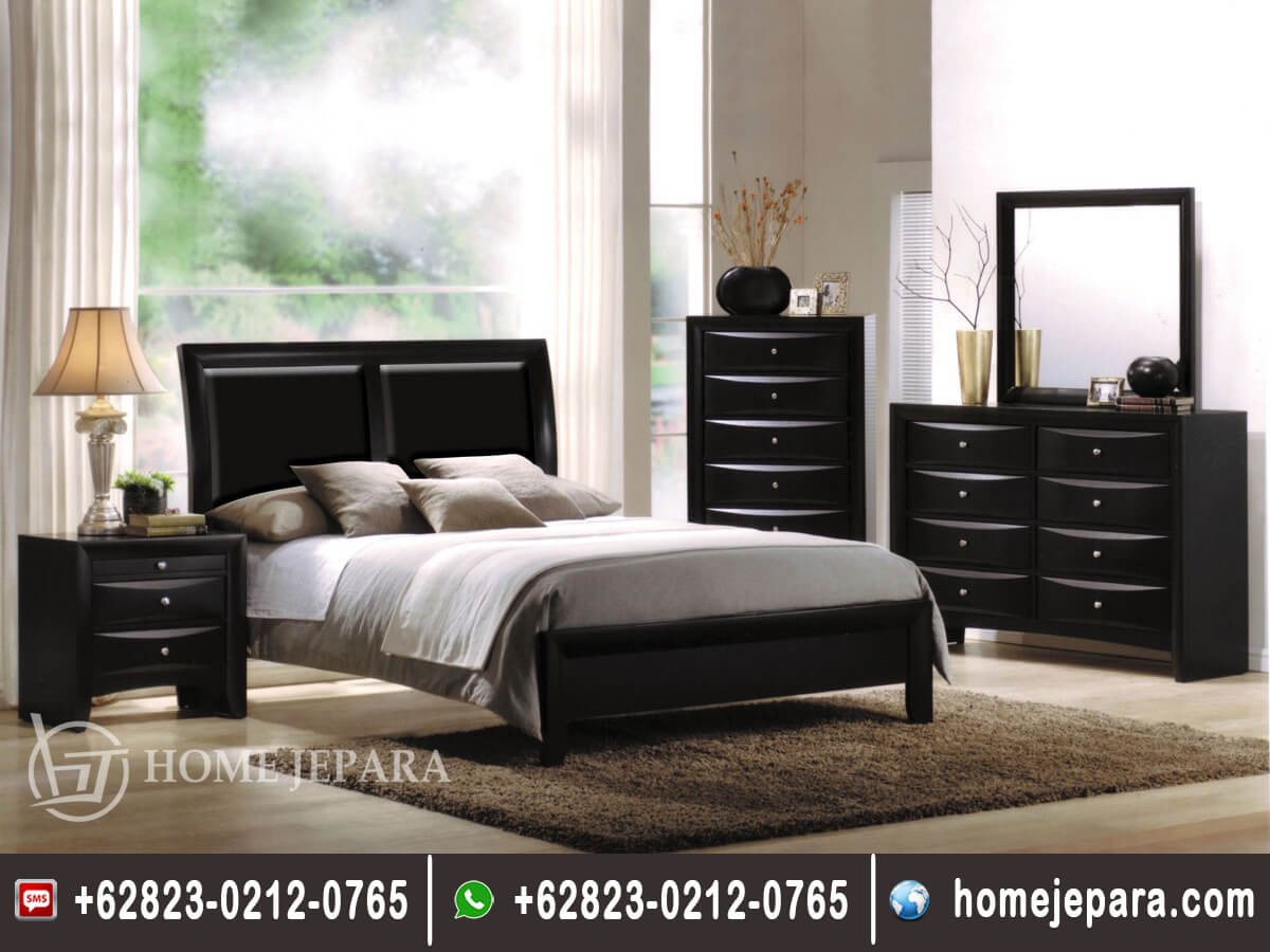 Set Kamar Minimalis California TFR - 0596