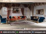 Set Sofa Tamu Classic Chester TFR – 0657