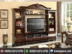 Lemari Bufet TV Kayu Jati TFR – 0571