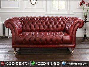 Bangku Sofa Modern 2 Seater TFR – 0688