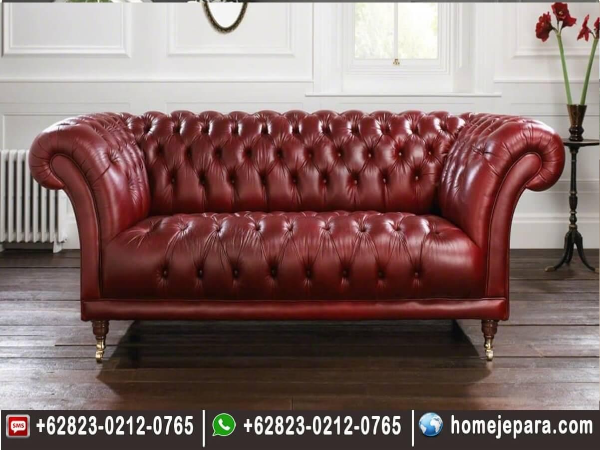 Bangku Sofa Modern 2 Seater