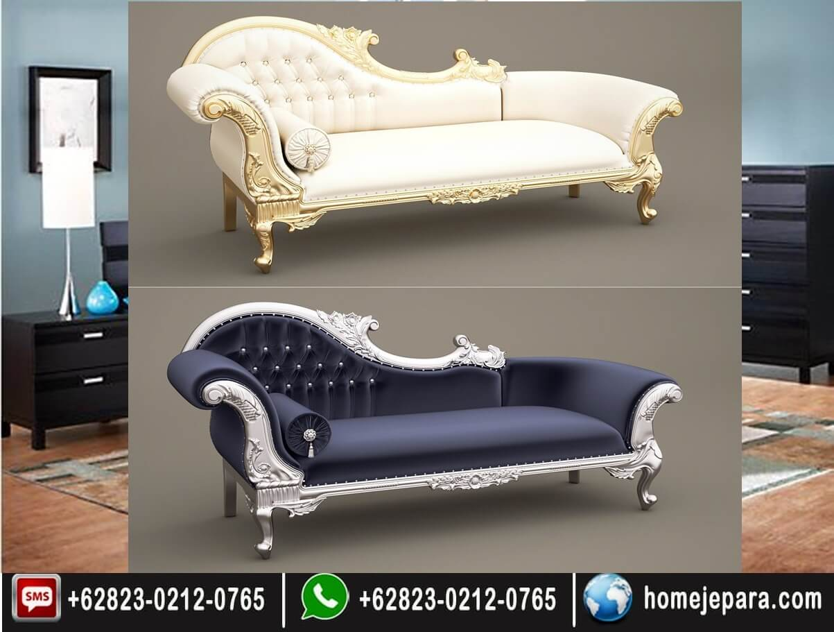 Bangku Sofa Modern Mewah TFR - 0722
