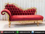 Bangku Sofa Ukiran Gold FO – 0723