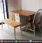 Kursi Makan Vintage Cafe TFR – 0680