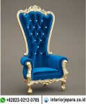 Kursi Sofa Princes Syahrini Glamor TFR – 0718