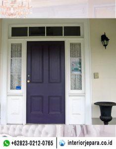 Pintu Rumah Utama Minimalis TFR – 0701