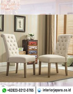 kursi makan sofa modern terbaru TFR – 0707