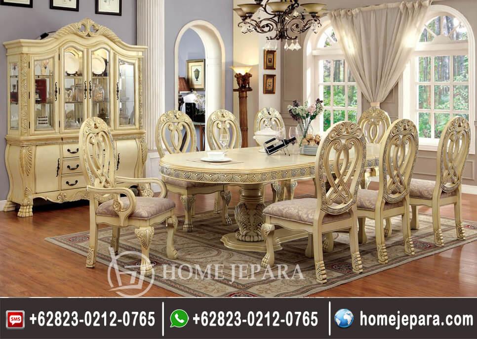 Set Meja Makan Majesta TFR - 0715