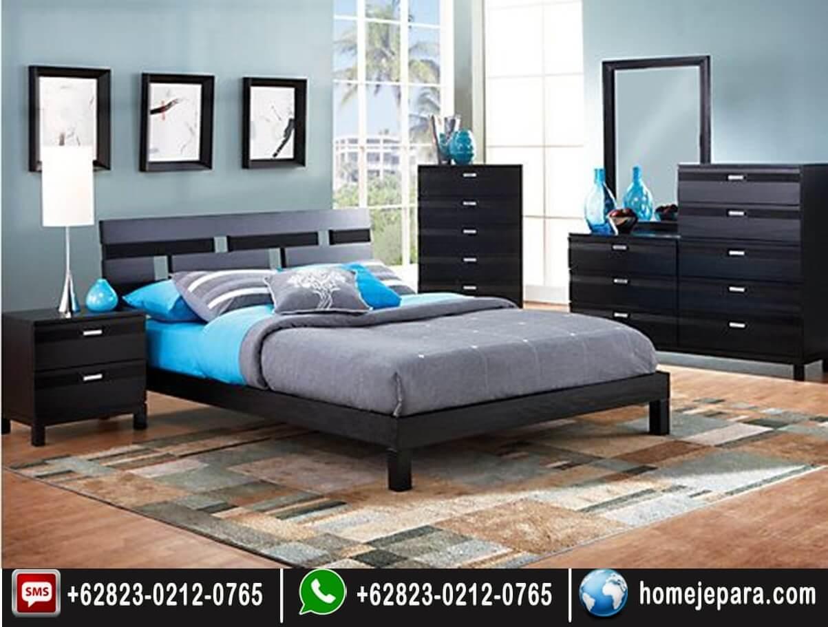 set kamar tidur minimalis modern FO - 0726