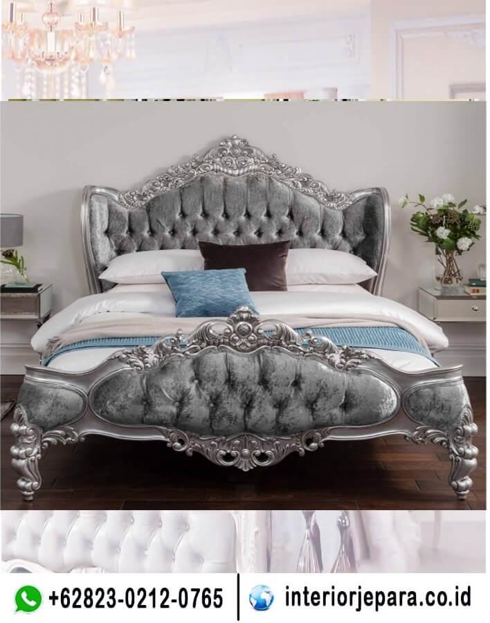 tempat tidur ukir luxury TFR - 0711