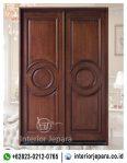 Pintu Rumah Jati Utama TFR – 0357