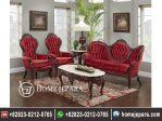 Kursi Sofa Tamu Klasikan Jati TFR – 0492