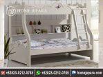 Tempat Tidur Tingkat Klasik Modern TFR – 0396