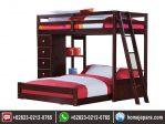 Tempat tidur tingkat minimalis over TFR – 0397