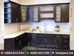 Kitchenset Minimalis Modern Black TFR – 0520