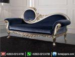 Bangku Sofa Ukiran Silver FO – 0724